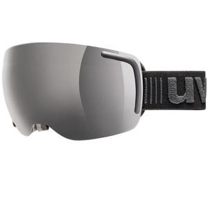 Lyžařské brýle Uvex BIG 40 FM, white mat double lens/full mirror pink (1026), Uvex