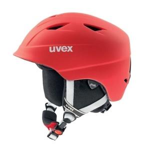 Lyžařská helma UVEX AIRWING 2 PRO, red mat (S566132300*), Uvex