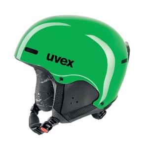 Lyžařská helma UVEX HLMT 5 JUNIOR, green (S566154770*), Uvex