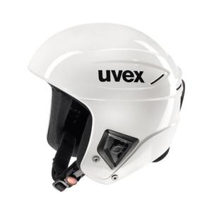 Lyžařská helma UVEX RACE +, all white (S566172110*), Uvex