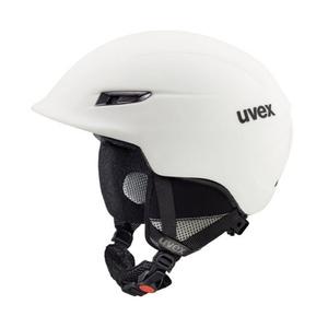 Lyžařská helma UVEX GAMMA, white mat (S566189100*), Uvex