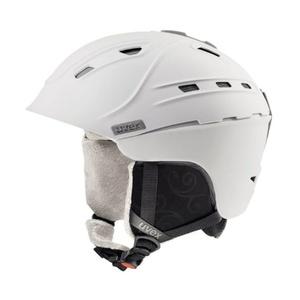 Lyžařská helma UVEX  P2US WL, satin-white mat (S566178100*), Uvex