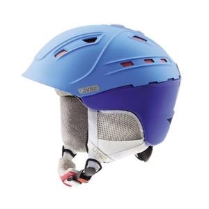 Lyžařská helma UVEX  P2US WL, blue-red mat (S566178430*), Uvex