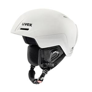 Lyžařská helma UVEX JIMM, white mat (S566206100*), Uvex