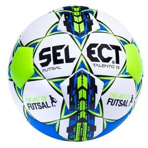 Futsalový míč Select FB Futsal Talento 13 bílo modrá, Select