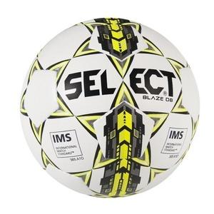 Fotbalový míč Select FB Blaze DB bílo zelená, Select