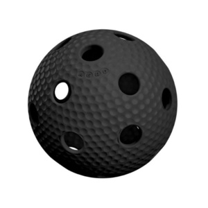Florbalový balonek Salming Aero Plus Ball black, Salming