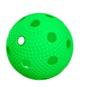 Florbalový balonek Salming Aero Plus Ball green, Salming
