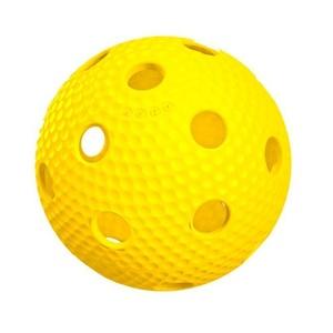 Florbalový balonek Salming Aero Plus Ball yellow, Salming