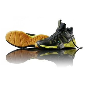 Boty Salming Kobra Mid Black/Yellow, Salming