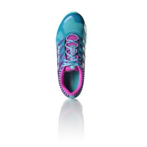 Boty Salming Miles Women Ceramic Green/Azalea Pink, Salming