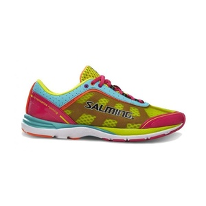 Boty Salming Distance 3 Women Pink/Turquoise, Salming
