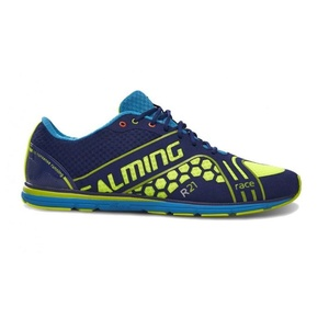 Boty Salming Race 3 Men Navy/Safety Yellow , Salming