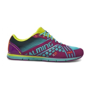 Boty Salming Race 3 Women Turquoise/Purple, Salming