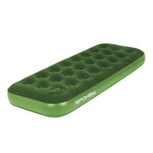 Nafukovací matrace Spokey LUXOR 185x74cm, zelená, Spokey
