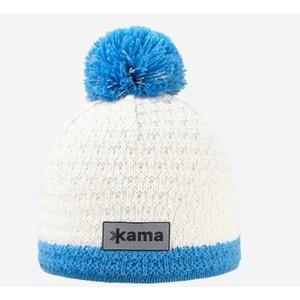 Dětská pletená čepice Kama B71 101, Kama