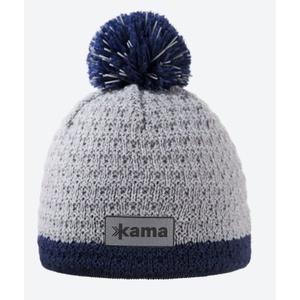 Dětská pletená čepice Kama B71 109, Kama