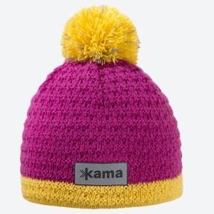 Dětská pletená čepice Kama B71 114, Kama