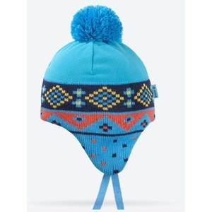 Dětská pletená čepice Kama B72 115, Kama