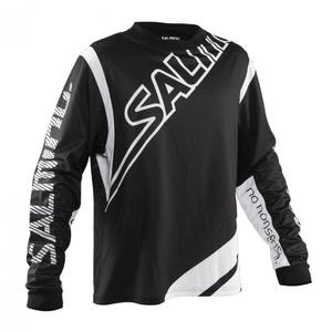 Brankářský dres Salming Phoenix Goalie Jsy SR Black/White, Salming