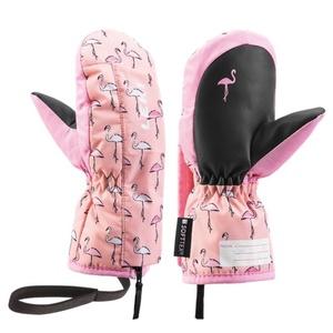 Rukavice LEKI Little Flamingo Zap Mitt 640890401, Leki