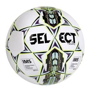 Fotbalový míč Select TB Tempo bílo fialová, Select