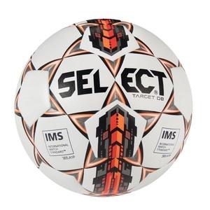 Fotbalový míč Select Target DB bílo oranžová, Select