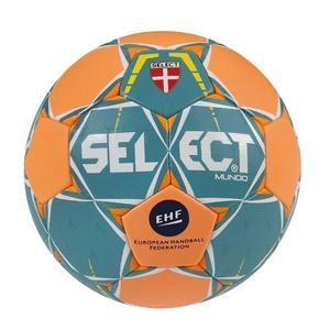 Míč Select Mundo zeleno oranžová, Select