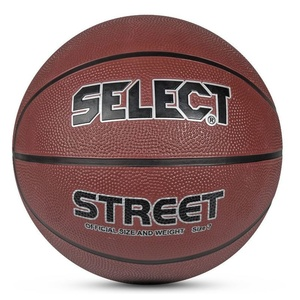 Basketbalový míč Select Basketball Street hnědá, Select