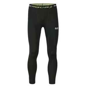 Pánské kompresní kalhoty Select Compression tights 6405 černá, Select