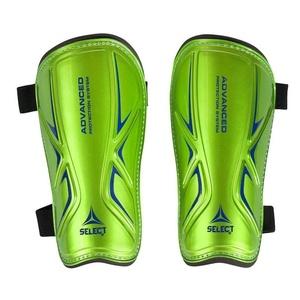 Chrániče holeně Select Shin guards Standard zeleno modrá, Select