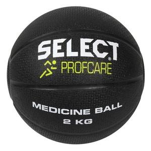 Těžký míč Select Medicine ball 4 kg černá, Select