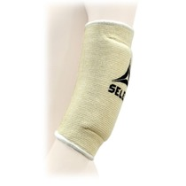 Bandáž na loket Select Elbow support w/felt béžová, Select