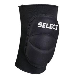 Bandáž kolene Select Knee support w/pad černá, Select