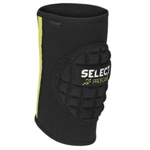 Bandáž kolene Select Knee support w/pad 6202 černá, Select