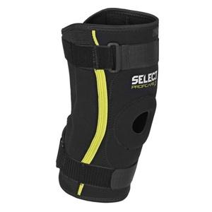Bandáž kolene Select Knee support w/splints 6204 černá, Select