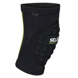 Chránič na kolena Select Compression knee support handball 6250 černá, Select