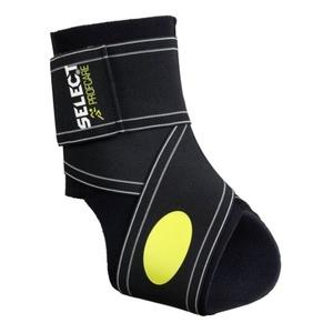Bandáž kotníku Select Ankle support 2-parts černá, Select