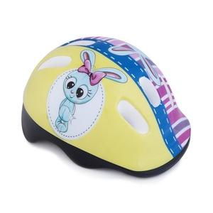 Dětská cyklistická přilba Spokey BUNNY 44-48 cm, Spokey