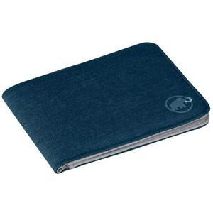 Peneženka Mammut Flap Wallet Mélange dark chill 5851, Mammut
