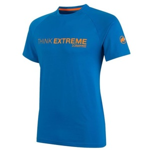 Pánské triko Mammut Think Extreme T-Shirt Men Ice, Mammut