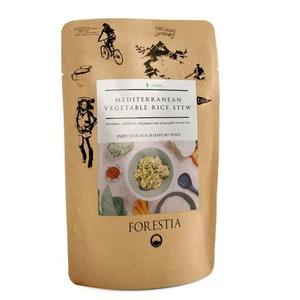 Jídlo Forestia Středomořská zeleninová dušená rýže, Forestia