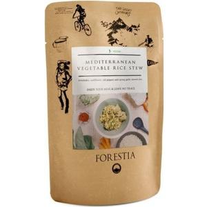 Jídlo Forestia Středomořská zeleninová dušená rýže (s ohřívačem), Forestia