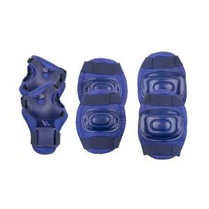 Sada dětských chráničů Spokey AEGIS 3-dílná, tmavě modré, Spokey