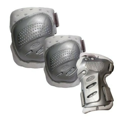 Chrániče Tempish Cool Max 3 silver