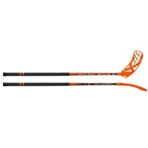 Florbalová hůl Exel V30x 3.4 orange 87 ROUND SB, Exel