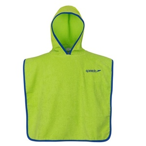 Poncho Speedo Microterry 60x60cm Apple Green 68-602pe0010, Speedo