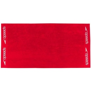 Ručník Speedo Leisure Towel 100x180cm Red 68-7031e0004, Speedo