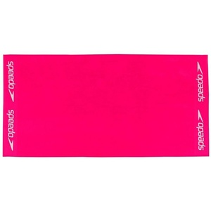 Ručník Speedo Leisure Towel 100x180cm Raspberry Fill 68-7031e0007, Speedo