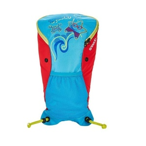 Batoh Speedo Sea Squad Backpack IU blue/red, Speedo